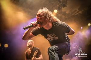 Dark Tranquillity - Dark Tranquility on 70000 Tons Of Metal 2014 - Pool Deck Stage