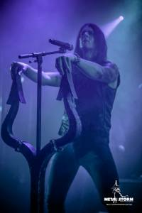 Satyricon on 70000 Tons Of Metal 2014 - Chorus Line Theatre