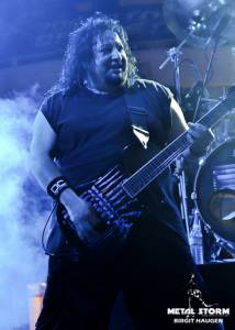 Fear Factory - Fear Factory on 70000 Tons Of Metal 2014