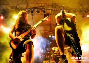 Unearth - Unearth on 70000 Tons Of Metal 2014
