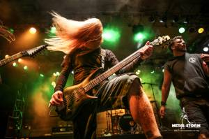 Unearth on 70000 Tons Of Metal 2014