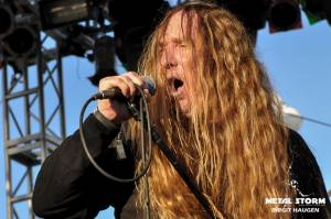 Obituary - Obituary on 70000 Tons Of Metal 2014 - Pool Deck Stage