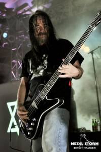 Carcass - Carcass on 70000 Tons Of Metal 2014 - Pool Deck Stage