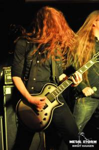 Leaves' Eyes on 70000 Tons Of Metal 2014 - Spectrum Lounge