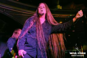 Leaves' Eyes - Leaves' Eyes on 70000 Tons Of Metal 2014 - Spectrum Lounge