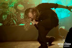 Dark Tranquillity - Dark Tranquility on 70000 Tons Of Metal 2014 - Chorus Line Theatre