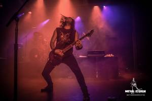 Keep Of Kalessin on 70000 Tons Of Metal 2014 - Chorus Line Theatre