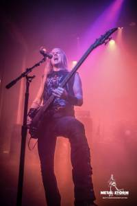 Keep Of Kalessin - Keep Of Kalessin on 70000 Tons Of Metal 2014 - Chorus Line Theatre