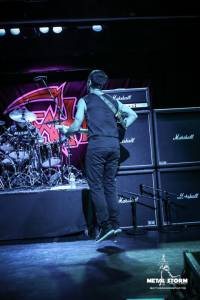 Death - DTA Tours on 70000 Tons Of Metal 2014