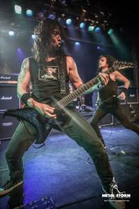 Death Angel - Death Angel on 70000 Tons Of Metal 2014 - Chorus Line Theatre