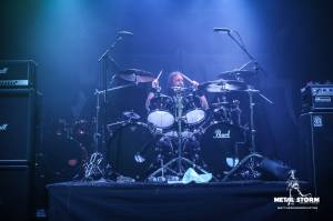 Death Angel on 70000 Tons Of Metal 2014 - Chorus Line Theatre