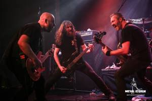 Soilwork - Soilwork on 70000 Tons Of Metal 2014 - Chorus Line Theatre
