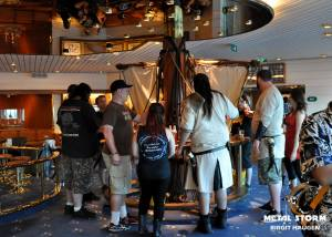 Cruise Impressions - 70000 Tons Of Metal 2014 - Impressions - drinking