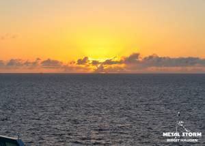 Cruise Impressions - 70000 Tons Of Metal 2014 - Impressions - sunset