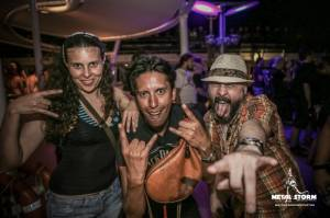 Cruise Impressions - 70000 Tons Of Metal 2014 - Impressions - fans