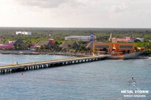Cruise Impressions - 70000 Tons Of Metal 2014 - Impressions - Port of Costa Maya