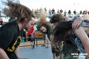 Cruise Impressions - 70000 Tons Of Metal 2014 - Impressions - headbanging