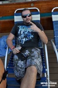 Cruise Impressions - 70000 Tons Of Metal 2014 - Impressions - Arnt from KoK