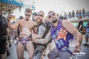 Cruise Impressions - 70000 Tons Of Metal 2014 - Impressions - Death speedo