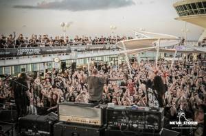 Cruise Impressions - 70000 Tons Of Metal 2014 - Impressions - The Haunted fans