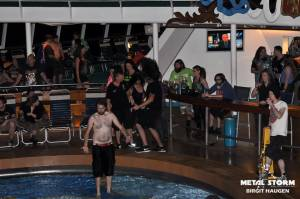 Cruise Impressions - 70000 Tons Of Metal 2014 - Impressions - pool