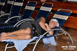 Cruise Impressions - 70000 Tons Of Metal 2014 - Impressions - sleeping