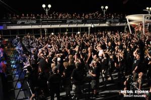 Cruise Impressions - 70000 Tons Of Metal 2014 - Impressions - Satyricon fans