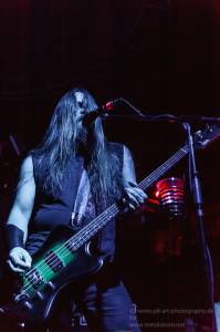 Enslaved - Enslaved - Fort Lauderdale, FL - January 2014