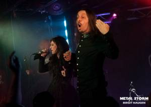 Lacuna Coil - Lacuna Coil - Colorado Springs, USA - The Black Sheep - March 2014