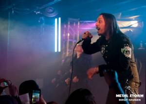 Lacuna Coil - Colorado Springs, USA - The Black Sheep - March 2014