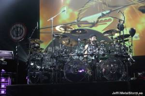 Dream Theater - Chaos In Motion World Tour (part I) - Picture 1