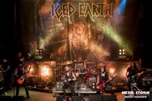Iced Earth - Iced Earth - Summit Music Hall, Denver, CO - May 2014