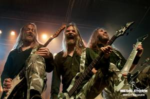 Sabaton - Sabaton - Summit Music Hall, Denver, CO - May 2014