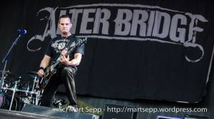 Alter Bridge - Hellfest 2014, Alter Bridge