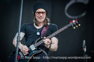 Hellfest 2014, Alter Bridge