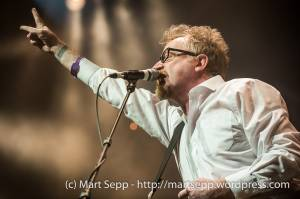 Flogging Molly - Hellfest 2014, Flogging Molly