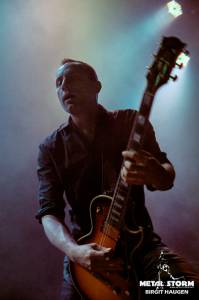 Agalloch at the Gothic Theatre in Englewood, CO - July 2014