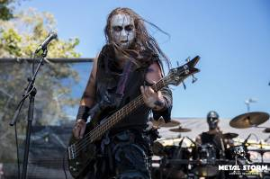 Erimha - Rockstar Mayhem Festival - Mountain View, CA USA - 6th July 2014