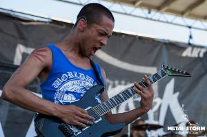 Veil of Maya - Rockstar Mayhem Festival - Mountain View, CA USA - 6th July 2014