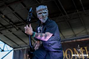 Mushroomhead - Rockstar Mayhem Festival - Mountain View, CA USA - 6th July 2014