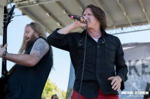 Darkest Hour - Rockstar Mayhem Festival - Mountain View, CA USA - 6th July 2014