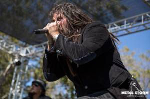 Ill Niño - Rockstar Mayhem Festival - Mountain View, CA USA - 6th July 2014