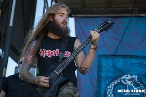 Suicide Silence - Rockstar Mayhem Festival - Mountain View, CA USA - 6th July 2014
