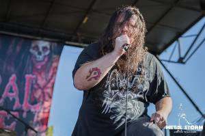 Cannibal Corpse - Rockstar Mayhem Festival - Mountain View, CA USA - 6th July 2014