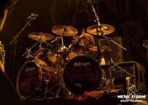 Cannibal Corpse - Cannibal Corpse - Taste Of Mayhem - Fillmore Theater - July 2014