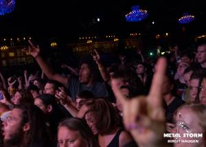 Suicide Silence - Suicide Silence - Taste Of Mayhem - Fillmore Theater - July 2014