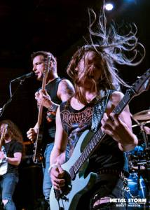 Arsis at the Moon Room in Denver, CO in September 2014