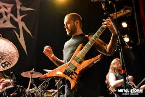 Revocation at the Gothic Theatre in Englewood, CO September 2014