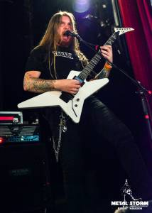 Havok at the Gothic Theatre in Englewood, CO September 2014