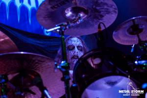 Inquisition - Summit Music Hall, Denver, CO - October 2014